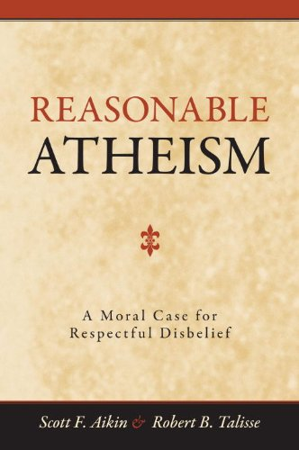 The best books on Pragmatism - Reasonable Atheism by Robert Talisse & Scott Aikin and Robert Talisse