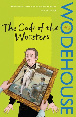 The best books on The Comic Novel - The Code of the Woosters by P. G. Wodehouse