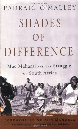 The best books on South Africa - Shades of Difference by Padraig O'Malley