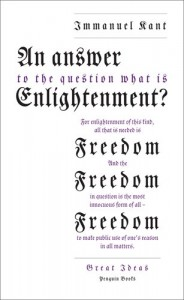 The best books on The Enlightenment - An Answer to the Question by Immanuel Kant