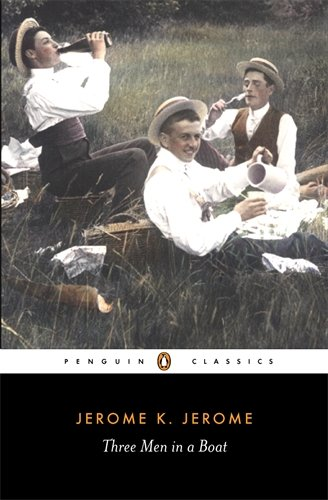 The best books on The Comic Novel - Three Men in a Boat by Jerome K. Jerome