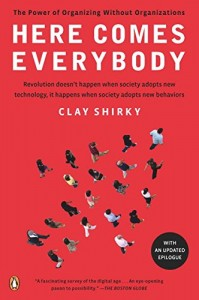 Lev Grossman recommends the best books on the World Wide Web - Here Comes Everybody by Clay Shirky