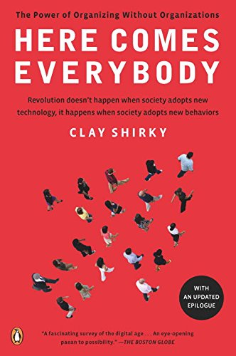 Here comes everyone by Clay Shirky