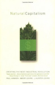 The best books on Saving the World - Natural Capitalism by Amory Lovins, L. Hunter Lovins & Paul Hawken
