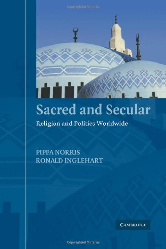 The best books on God - Sacred and Secular by Pippa Norris, Ronald Inglehart