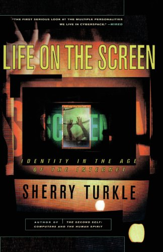 Lev Grossman recommends the best books on the World Wide Web - Life on the Screen by Sherry Turkle