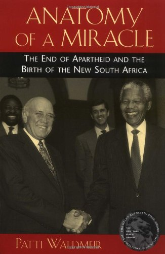 The best books on South Africa - Anatomy of a Miracle by Patti Waldmeir