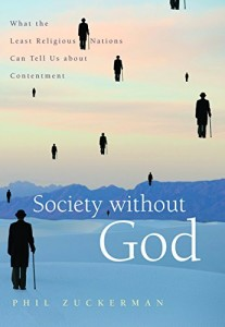 The best books on God - Society without God by Phil Zuckerman