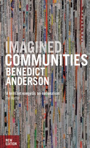 The best books on Divided Cities - Imagined Communities by Benedict Anderson