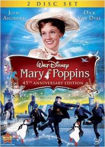 The best books on Marriage - Mary Poppins [DVD] by Robert Stevens