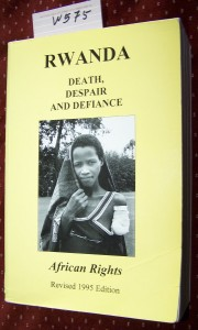 The best books on The Rwandan Genocide - Rwanda by Rakiya Omar
