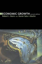 Economic Growth by Robert Barro