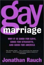 The best books on Marriage - Gay Marriage by Jonathan Rauch