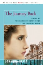 Books About Suicide - The Journey Back by Johanna Reiss