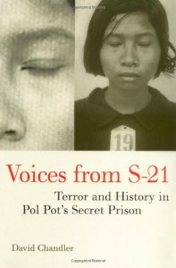 The best books on Cambodia - Voices from S-21 by David Chandler