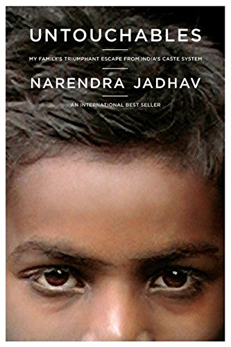 The best books on India - Untouchables by Narendra Jadhav