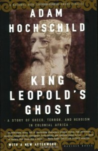 The Best History Books to Take on Holiday - King Leopold's Ghost by Adam Hochschild