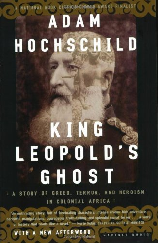 The best books on Human Rights - King Leopold's Ghost by Adam Hochschild