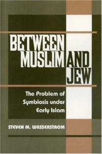 The best books on Jewish History - Between Muslim and Jew by Steven Wasserstrom