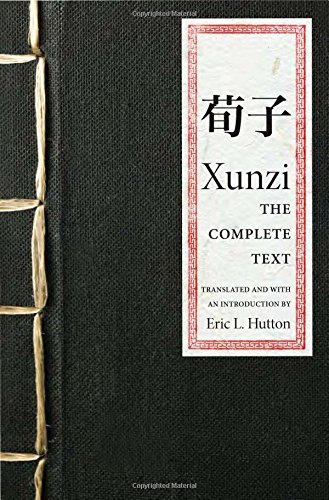 The best books on Chinese Philosophy - Xunzi: The Complete Text