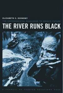 The best books on China's Environmental Crisis - The River Runs Black by Elizabeth Economy