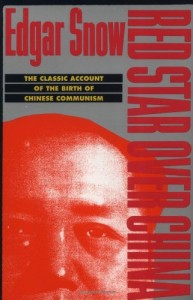 The best books on Maoism - Red Star over China by Edgar Snow