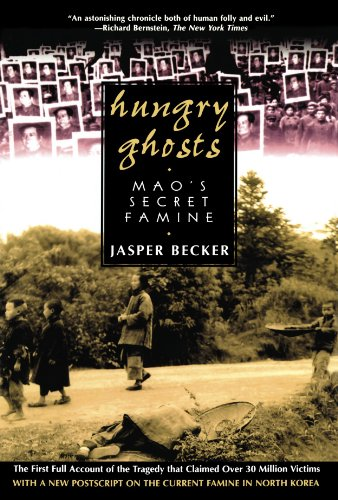 The best books on China's Environmental Crisis - Hungry Ghosts by Jasper Becker