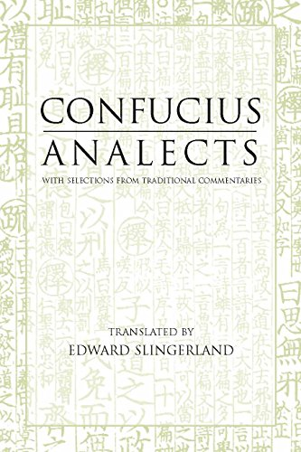 The best books on Chinese Philosophy - Analects by Confucius