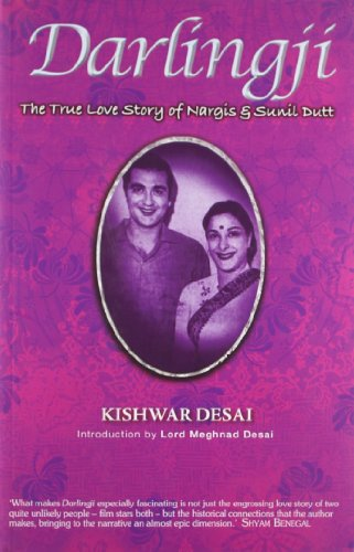The best books on India - Darlingji by Kishwar Desai