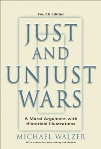 The best books on Human Rights - Just and Unjust Wars: A Moral Argument With Historical Illustrations by Michael Walzer