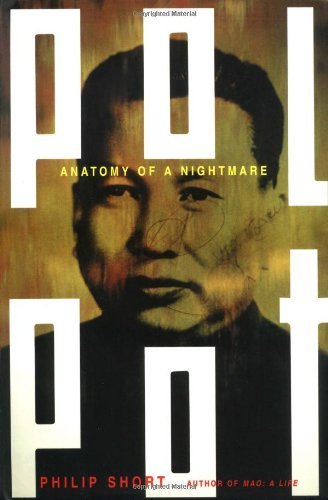 The best books on Cambodia - (Kindle) Pol Pot by Philip Short