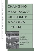 The best books on Popular Protest in China - Changing Meanings of Citizenship in Modern China by Elizabeth Perry