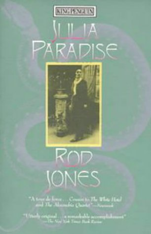 The best books on Adultery - Julia Paradise by Rod Jones