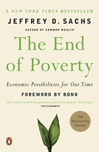 The best books on The Afghanistan-Pakistan border - The End of Poverty by Jeffrey D Sachs