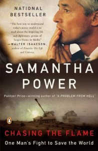 The best books on The United Nations - Chasing the Flame by Samantha Power