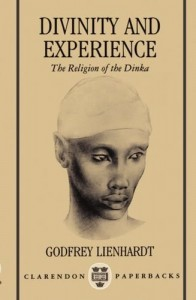The best books on African Religion and Witchcraft - Divinity and Experience by Godfrey Lienhardt