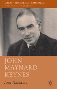 The best books on John Maynard Keynes - John Maynard Keynes by Paul Davidson