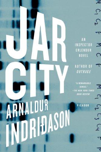 The Best Nordic Crime Fiction - Jar City by Arnaldur Indridason