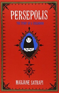 The best books on Iran - Persepolis by Marjane Satrapi
