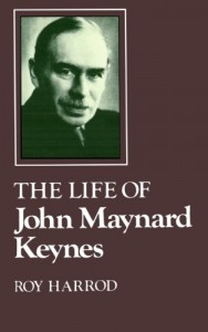 The best books on John Maynard Keynes - The Life of John Maynard Keynes by Roy Harrod