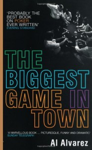 The best books on Poker - The Biggest Game in Town by A. Alvarez