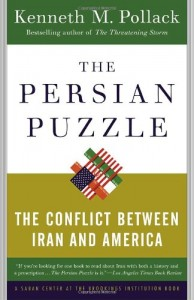 The best books on Iran - The Persian Puzzle: The Conflict Between Iran and America by Kenneth Pollack