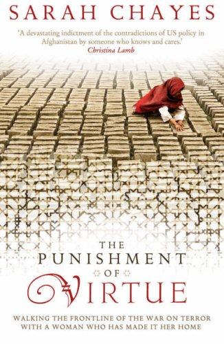 The best books on The Afghanistan-Pakistan border - The Punishment of Virtue by Sarah Chayes
