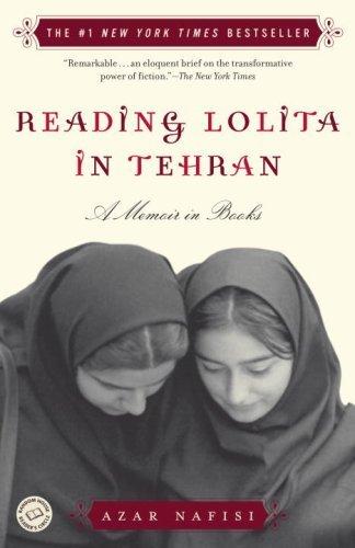 The best books on Iran - Reading Lolita in Tehran by Azar Nafisi