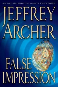 Jeffrey Archer on Bestsellers - False Impression by Jeffrey Archer