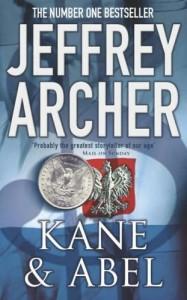Jeffrey Archer on Bestsellers - Kane and Abel by Jeffrey Archer