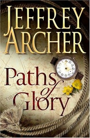 Jeffrey Archer on Bestsellers - Paths of Glory by Jeffrey Archer