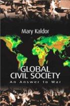 Global Civil Society by Mary Kaldor