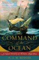 The Command of the Ocean by Nicholas Rodger