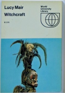 The best books on African Religion and Witchcraft - Witchcraft by Lucy Mair